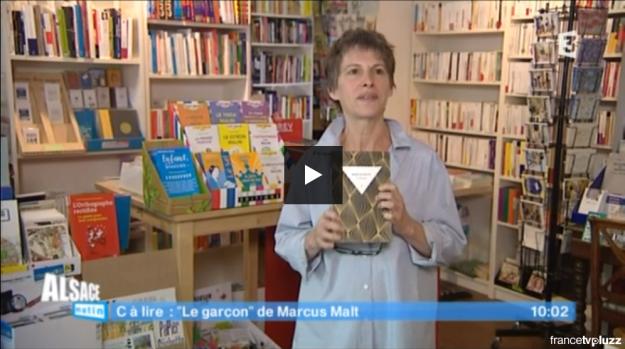 claudiafleischner-librairieparenthese-strasbourg-robertsau-legracon-editionszulm-marcusmalte-france3alsacematin